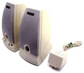 F64 Harman Kardon Multimedia Computer Speakers HK195