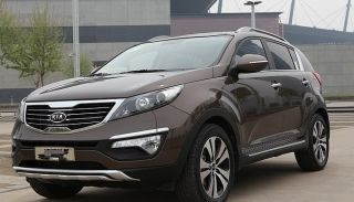 Protector Fit for 2011 2012 Kia Sportage R Grand Brand New
