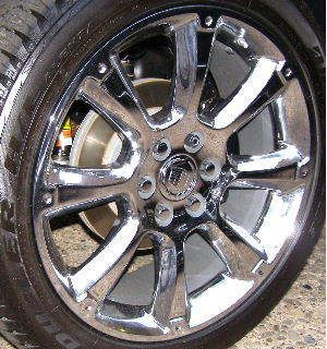 GM CHEVY Escalade Denali OEM CK916 22 Wheel Rim w/ YEAR WARRANTY