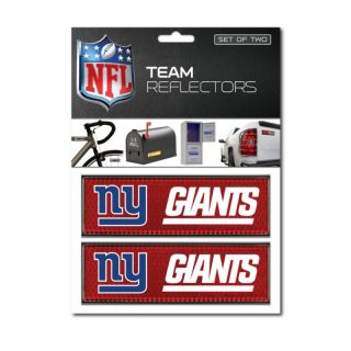 NFL Reflector Set Decals 2 All NFL Teams Available