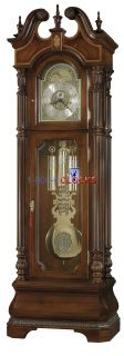 Howard Miller Eisenhower Prez Grandfather Clock 611 066
