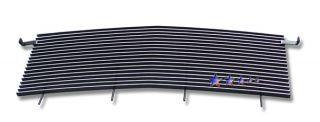 Billet Grille Insert 97   02 GMC Savana Front Grill Upper Aluminum