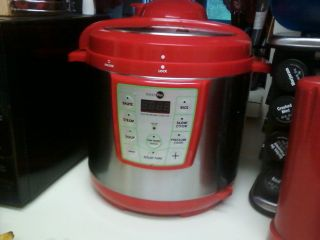 Original Green Pan Electric Pressure Cooker with Thermolon