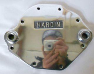 POLISHED HARDIN Marine 455 Water Pump Cover Plate Race V Drive JET