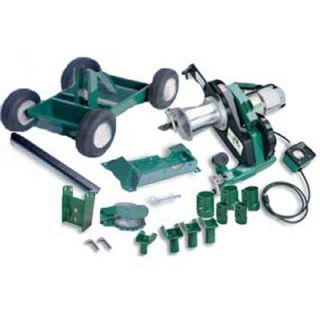 Greenlee 6004 Super Tugger Complete Puller Package 6500 Lb