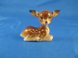 Goebel West Germany Fawn Adorable