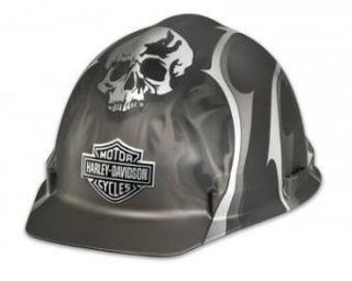 Harley Davidson® Mens Skull Hard Hat HDHHAT35