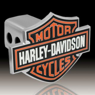 Harley Davidson® Trailer Tow Chrome Hitch Cover Plug
