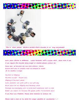 Selena Gomez Selena Gomez Charm Bracelet