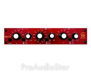 Golden Age Project EQ 73 Class A EQ EQ73 PROAUDIOSTAR