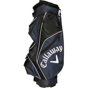 New Callaway Golf Bag CCB Cart Bag Black
