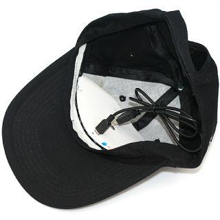 4GB Spy Camera Hat Cap Remote Control Video Recorder