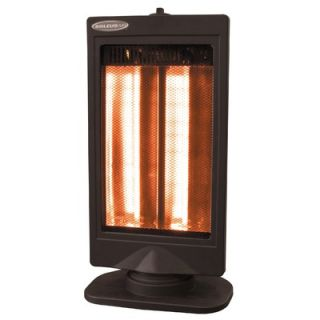 World Marketing 6,000 BTU Infrared Wall Space Heater