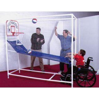 Indoor Arcade Basketball Hoop Game Cabinet
