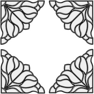 Room Mates Wall Mirrors Butterfly Peel and Stick Large Decal