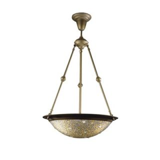 Kichler Celestial 3 Light Inverted Pendant   42192CMZ