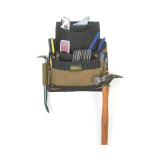 Custom Leathercraft 11 Pocket Nail & Tool Bag 1620