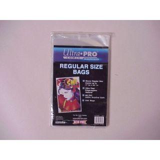 Ultra Pro 7.13 x 10.75 Regular Comic Bags