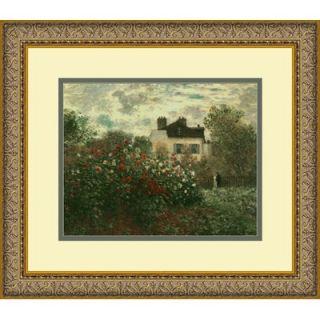 by Claude Monet, Framed Print Art   13.74 x 15.74   DSW01084