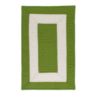 Colonial Mills Collection 14 Bright Green Rug