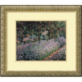 , 1900 by Claude Monet, Framed Print Art   14.12 x 16.12