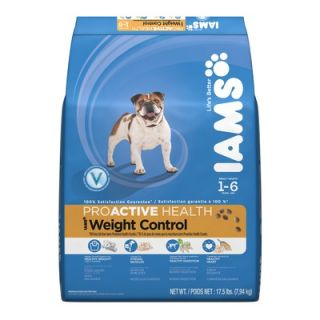 Health Adult Weight Control Dry Dog Food (17.5 lb bag)   019014018505