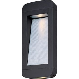 Maxim Lighting Optic LED 18 Two Light Wall Sconce   88254ABZ