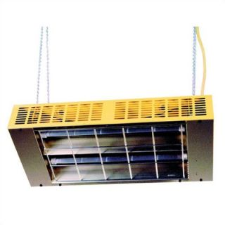 Fostoria Suspended / Portable Quartz 19,454 BTU Infrared Heater   CH
