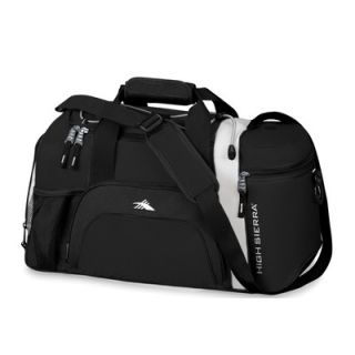 High Sierra Cross Sport 22 Switch Blade Travel Duffel   7139 121