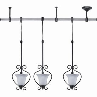 Royce Lighting Track Pendant in Oil Rubbed Bronze   RPTRK1796 23