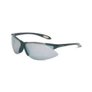 Dalloz Safety A900 Series Safety Glasses With Black Frame And Silver