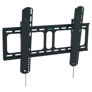 Slim Tilting Wall Mount in Black for 32 to 52 LED / LCD TVs