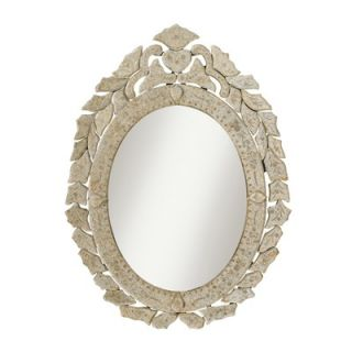 Kichler 28 Mirror in Antique Gold