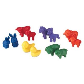 Learning Resources Friendly Farm Animal Counters Good Job Jar (Set of