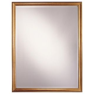 Minka Ambience 33.5 Rectangular Mirror in Castillian Gold   56403