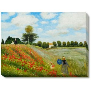 Art by Claude Monet Impressionism   35 X 31   MON1045 GALWRP28X38