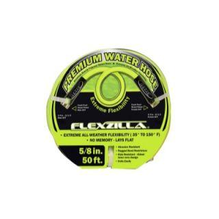 Legacy MFG Flexzilla 50 Foot Premium Water Hose   HFZW5850YW34