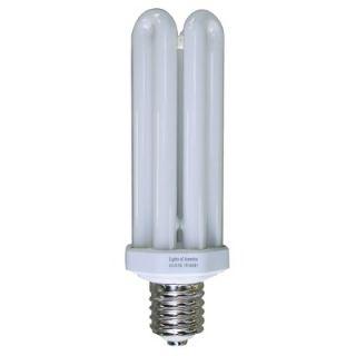 Lights of America 65 Watt E39 Mogul Base Fluorescent Bulb in White