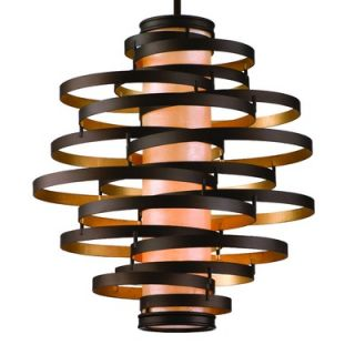 Corbett Lighting Vertigo Hanging Pendant   113 42 / 113 43 / 113 44