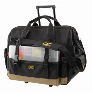 Platt CLC Tool Bag   42 pocket – 18 slideglide roller bag