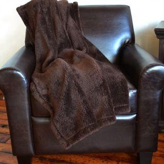 Berkshire Blanket Fluffie Throw Blanket   BLBBFLUF005070