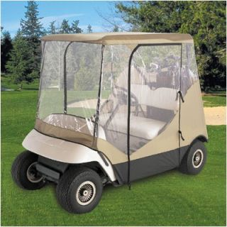 Classic Accessories Fairway Travel 4 Sided Golf Car Enclosure