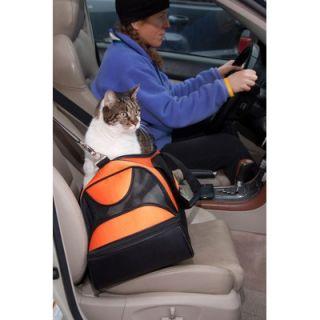 Pet Gear Aviator Bag Pet Carrier in Tangerine