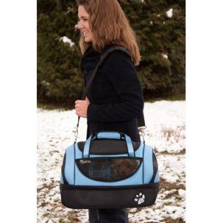 Pet Gear Aviator Bag Pet Carrier in Caribbean Blue