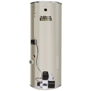 Water Heater Oil Fired 75 Gal Lime Tamer 385,000 BTU Input   COF 385S
