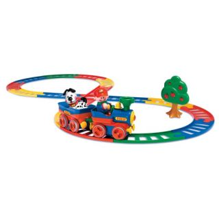 CHH 80 Piece Train Set with Table