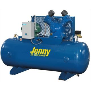 80 Gallon 5 HP Single Sage Elecric Saionary Air Compressor