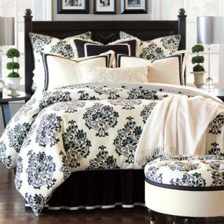 Le Vele Pretty 6 Piece Full / Queen Duvet Cover Bedding Set