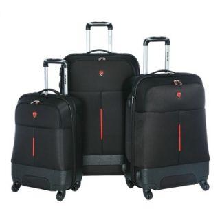 Olympia Dallas 3 Piece Luggage Set   HF 2000 3