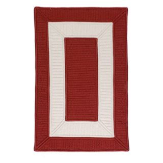 Colonial Mills Collection 14 Red Rug